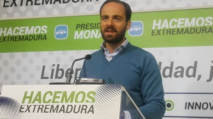 El PP de Extremadura estudiará el lunes la retirada del vídeo de extremeños y andaluces y si publica más capítulos