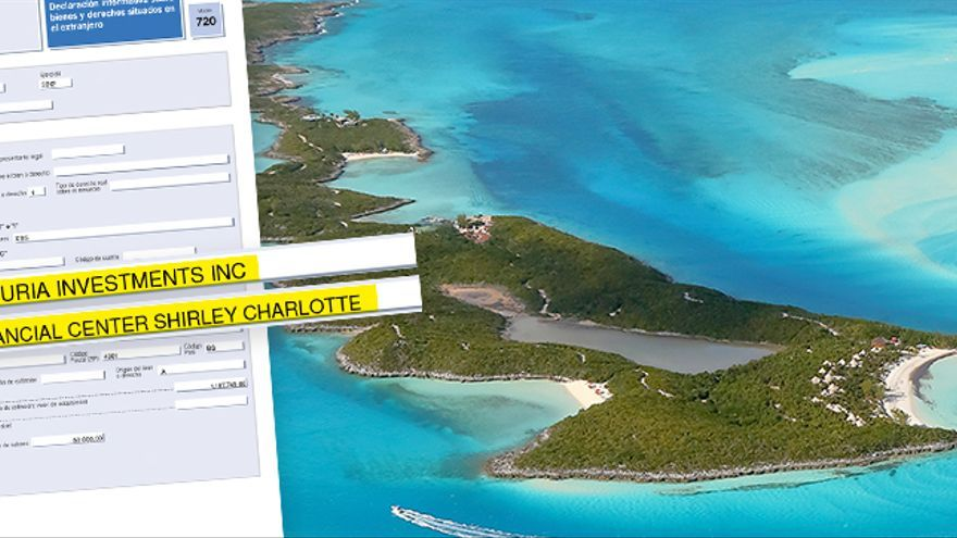 [Papeles de la Castellana] La esposa del exconsejero delegado de Telefónica Julio Linares ocultó 1,2 millones de euros en Bahamas