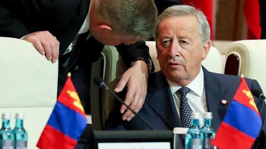 La cumbre ASEM comienza con un minuto de silencio por el atentado de Niza