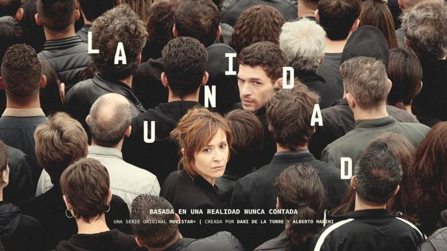 """""""La unidad"""", el nuevo thriller policiaco de Movistar + verá la luz en mayo"""