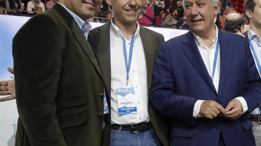 Moreno subraya el compromiso de Rajoy con Andalucía por su peso en el Comité