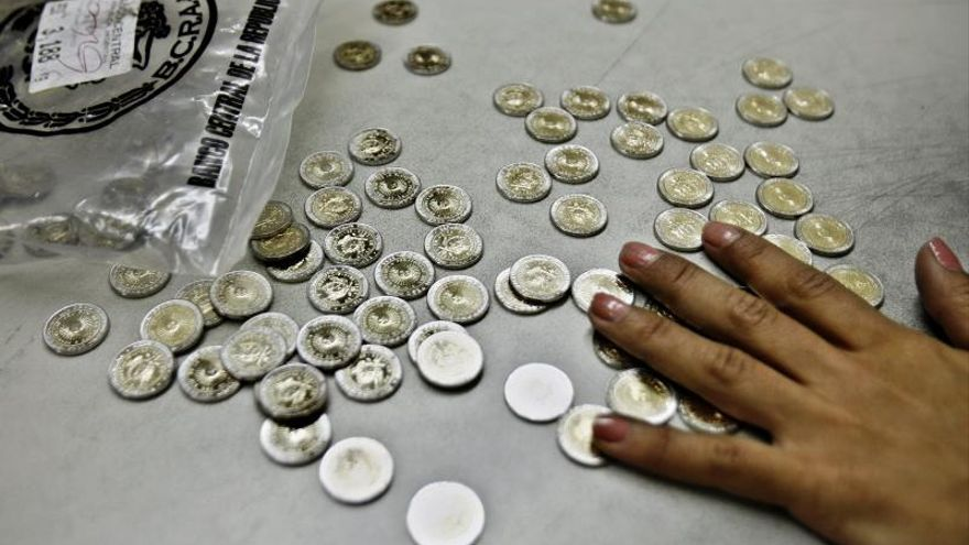 El Gobierno argentino niega estar detrás de la abrupta devaluación del peso
