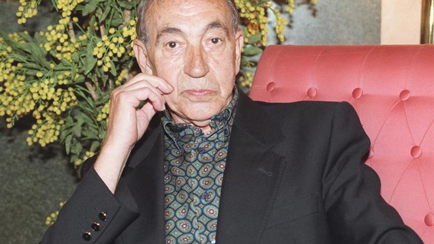 El humorista Miguel Gila.