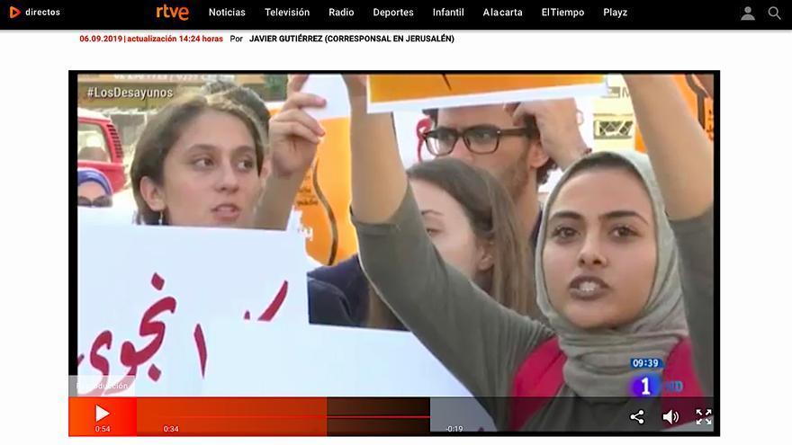 C:\fakepath\Feministas palestinas con y sin pañuelo TVE.jpg