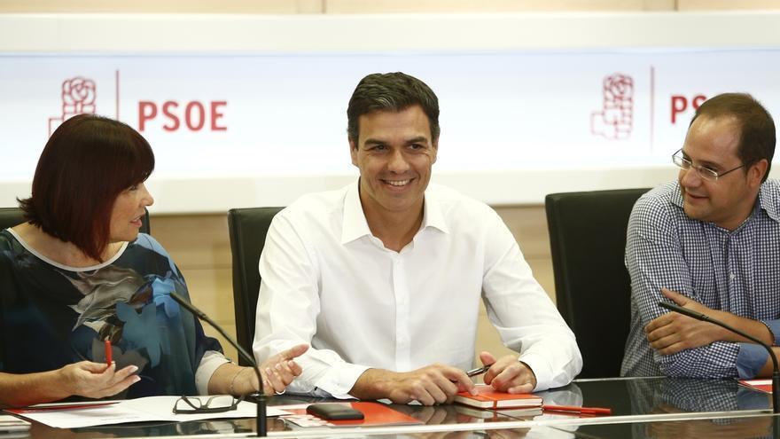 Pedro Sánchez iniciará este martes con Rajoy la ronda de contactos tras la investidura fallida del líder del PP