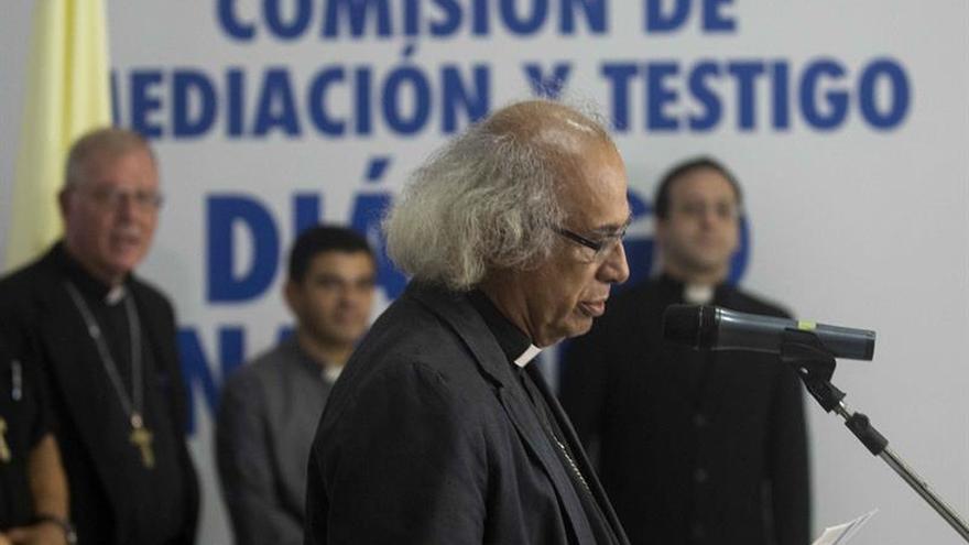 El clero apoya el paro nacional de Nicaragua como protesta pacífica ante Ortega