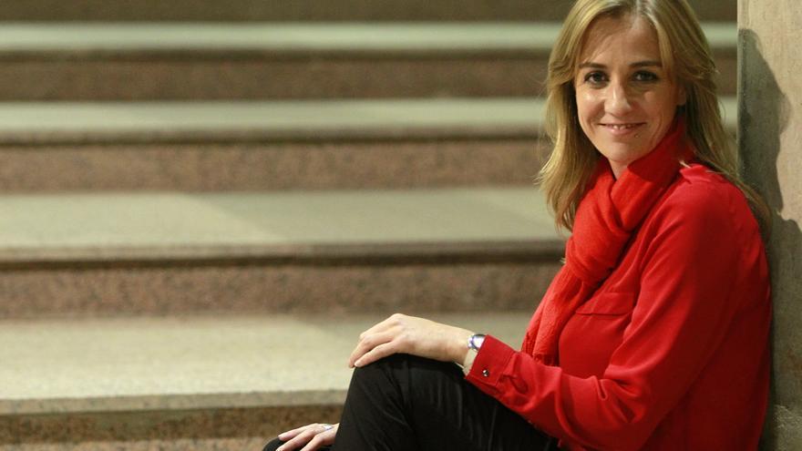 Tania Sánchez, candidata a las primarias de IU a la presidencia de la Comunidad de Madrid y diputada autonómica. / Marta Jara