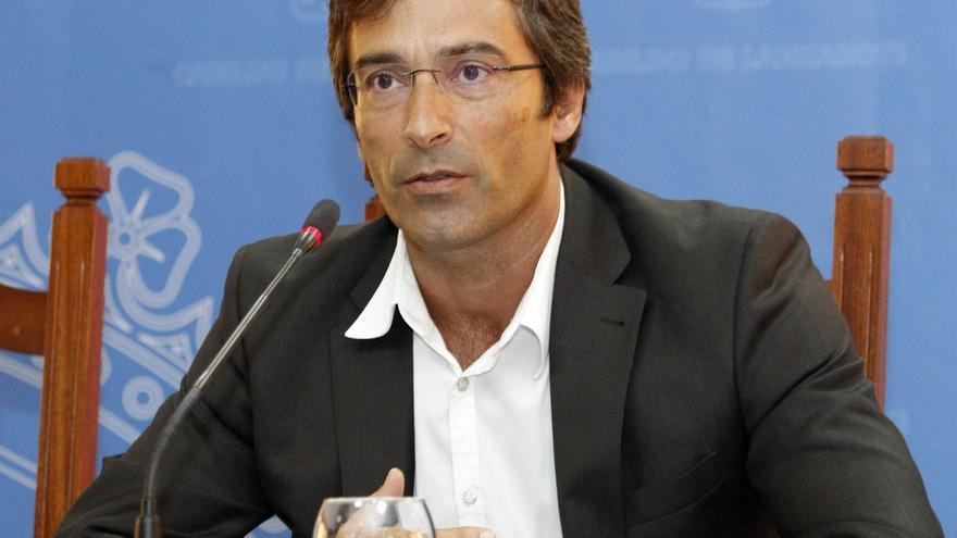 Pedro San Ginés, presidente del Cabildo de Lanzorote (Cedida/Europa Press)