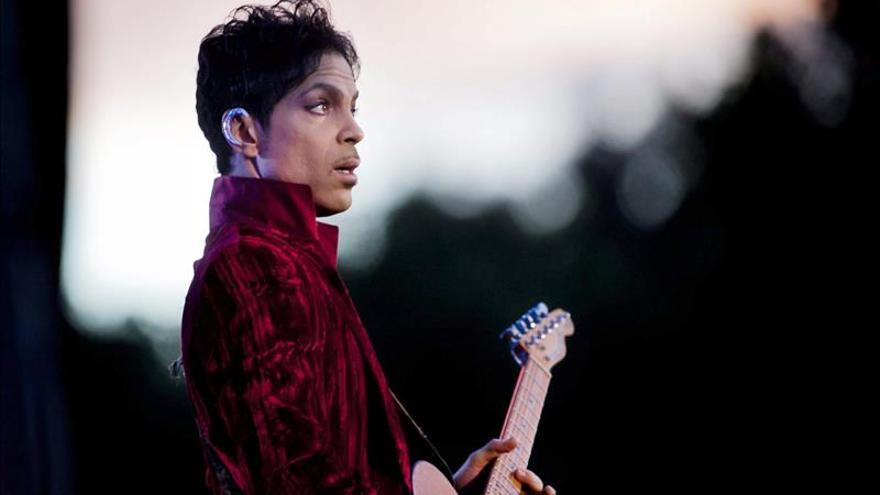 """Prince estrena su tema """"Baltimore"""" en un concierto por la paz tras los disturbios"""