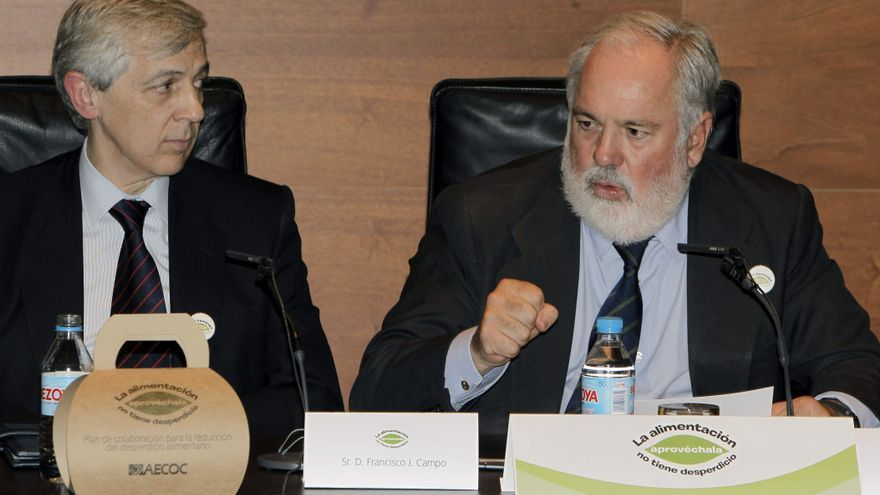 """Arias Cañete afirma que """"la comida es demasiado valiosa como para desperdiciarla"""""""
