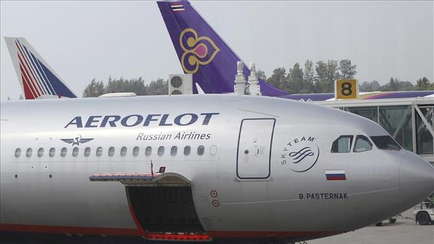 Aeroflot se fusionará con Transaero, la segunda aerolínea de Rusia