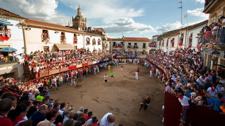 Toros de San Juan de Coria / http://turismoextremadura.com/