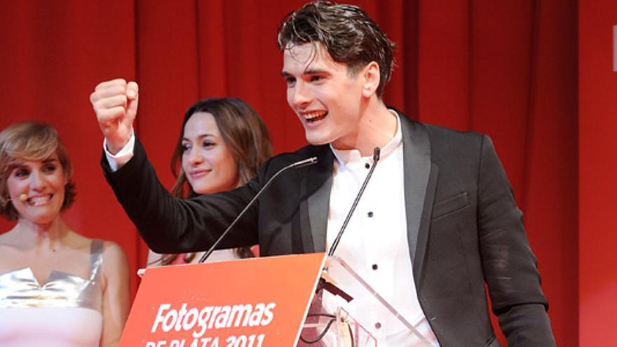 Fotogramas premia a Yon González e Inma Cuesta por 'Gran Hotel' y 'Águila'