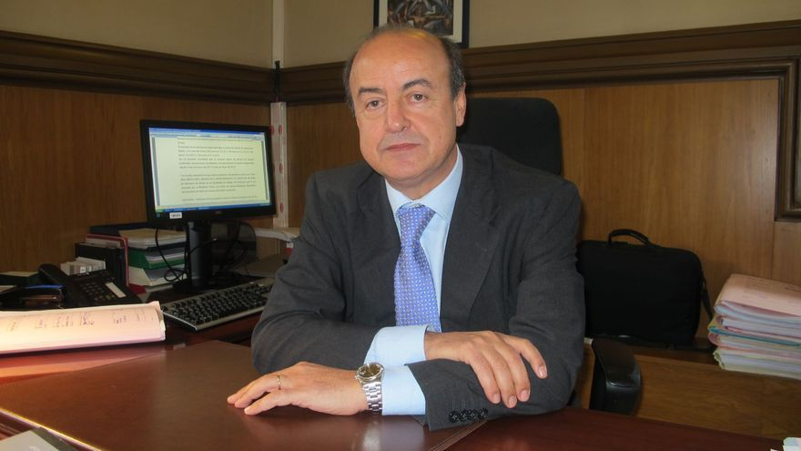 El nuevo presidente del TSJC, Jesús María Barrientos Pacho