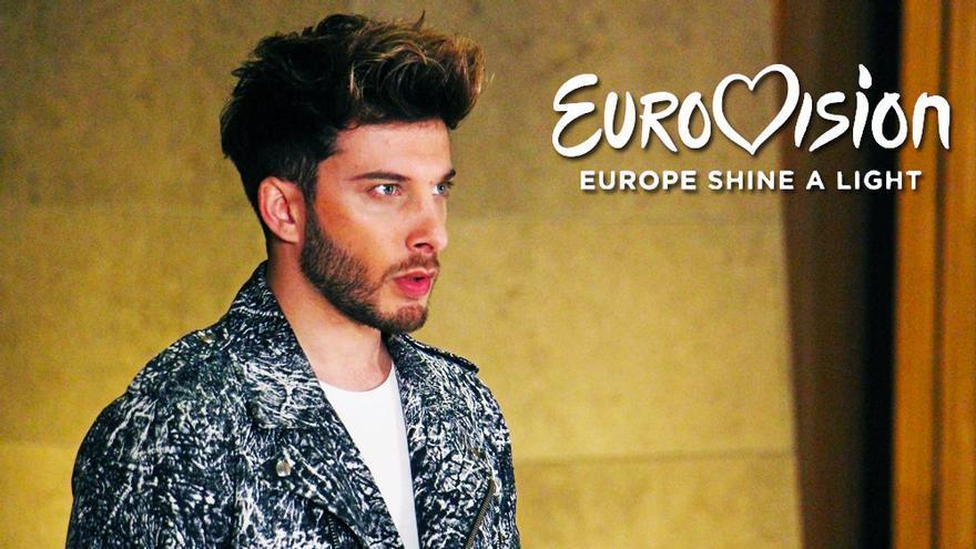 Blas Cantó estará en 'Eurovisión: Europe Shine a Light'
