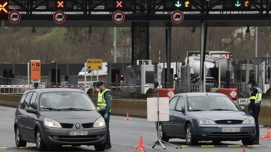 """Gobierno Vasco propondrá en la UE """"ampliar"""" el listado de excepciones para poder cruzar a Francia"""