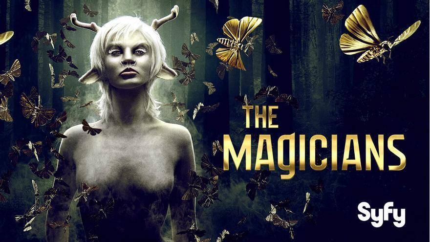 Syfy confirma la grabación de la cuarta temporada de The Magicians