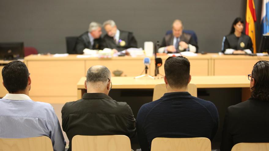 El juez Emilio Moya ha presidido el juicio.