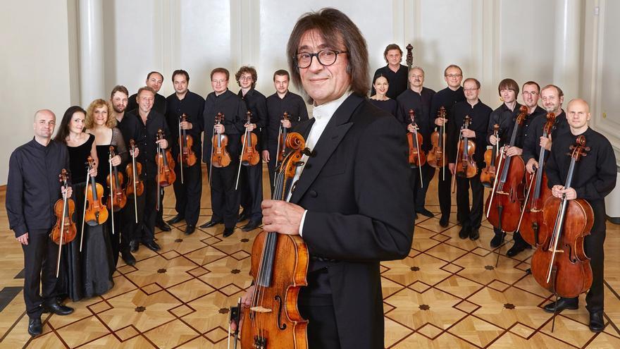 El Auditorio regional recibe a los Solistas de Moscú y al director y viola ruso Yuri Bashmet