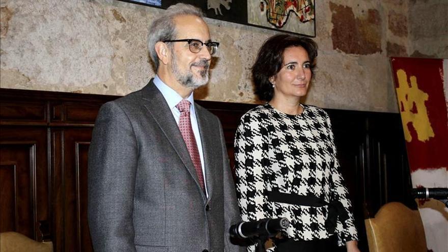 Solicitan a la Unesco que la Universidad de Salamanca sea Patrimonio de la Humanidad