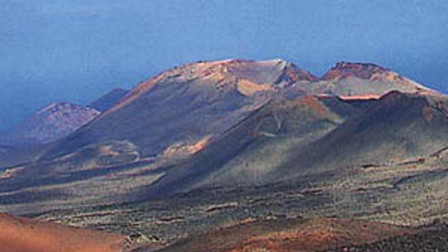 Parque Nacional de Timanfaya. (CANARIAS AHORA)