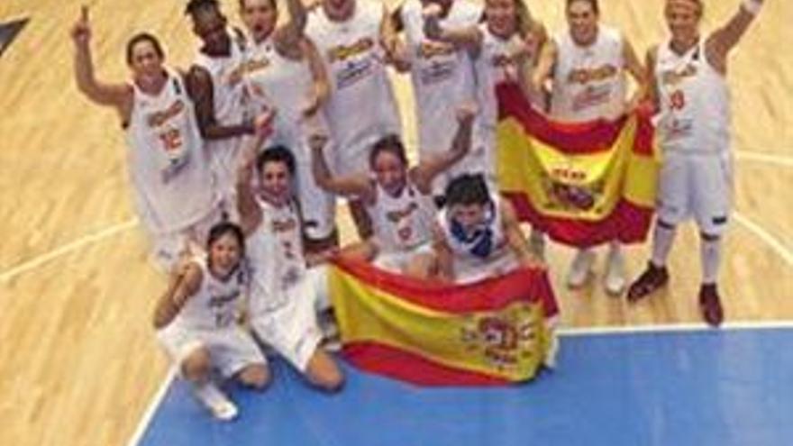 Bronce histórico para España