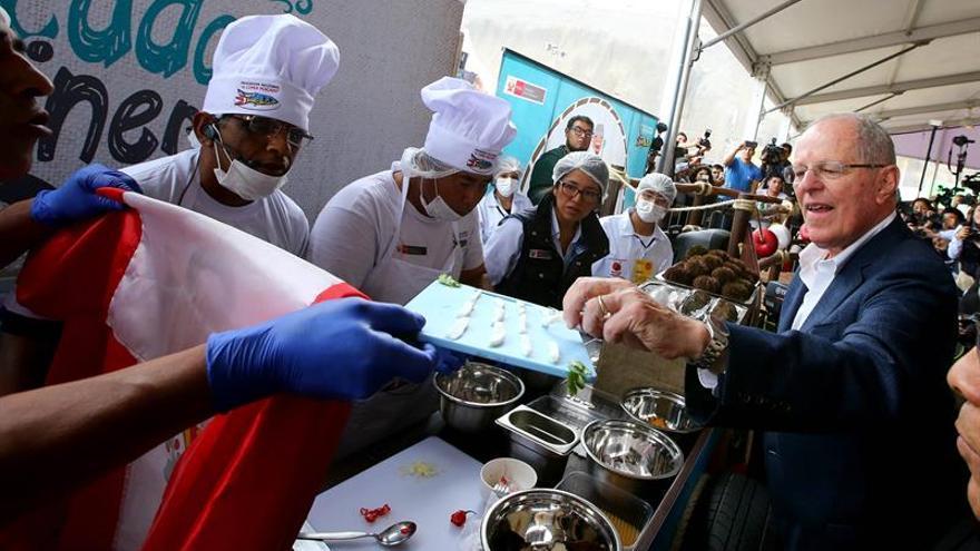 Las cocinas milenarias de Perú, México, Marruecos y Japón se dan cita en Mistura