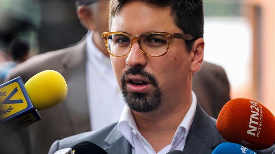 El vicepresidente del Parlamento agradece a los 12 países su posición sobre Venezuela