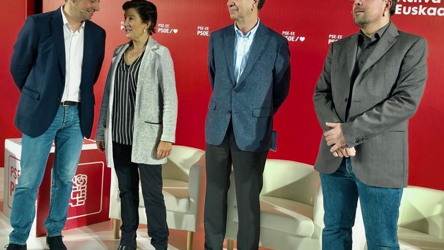 """Torres afirma que Euskadi podrá afrontar las """"grandes transformaciones"""" solo si hay un PSE-EE """"fuerte"""""""