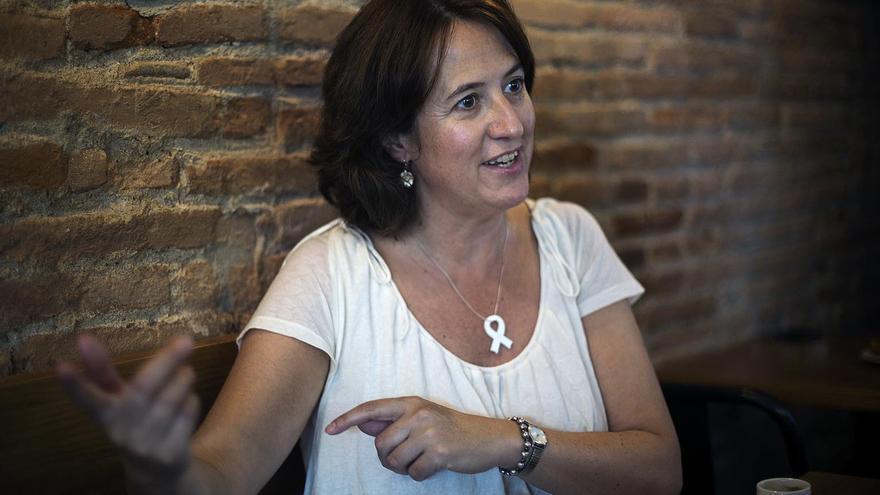 Paluzie celebrará esta Diada su primera manifestación como líder de la Assemblea Nacional catalana