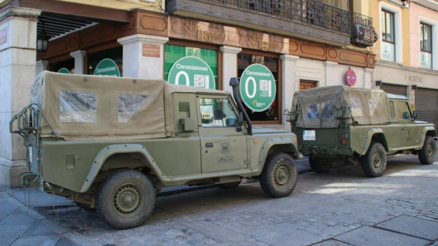 Casco Histórico de Toledo durante la cuarentena por coronavirus