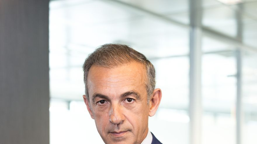Javier Basagoiti, presidente de Asocimi.