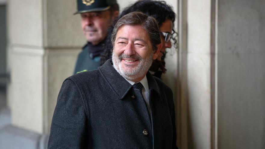 Guerrero se acoge a su derecho a no declarar en el juicio de los ERE y sólo responderá a su abogado