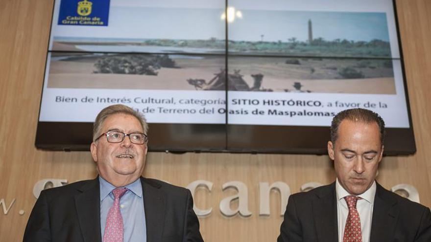 José Miguel Bravo de Laguna y Larry Álvarez