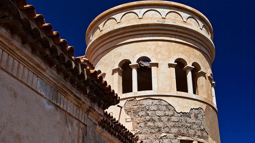 Torre exterior de la casa Winter ©Ramón Pérez Niz.jpg