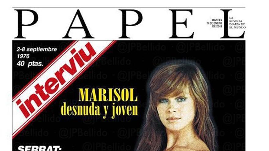 Portada Marisol