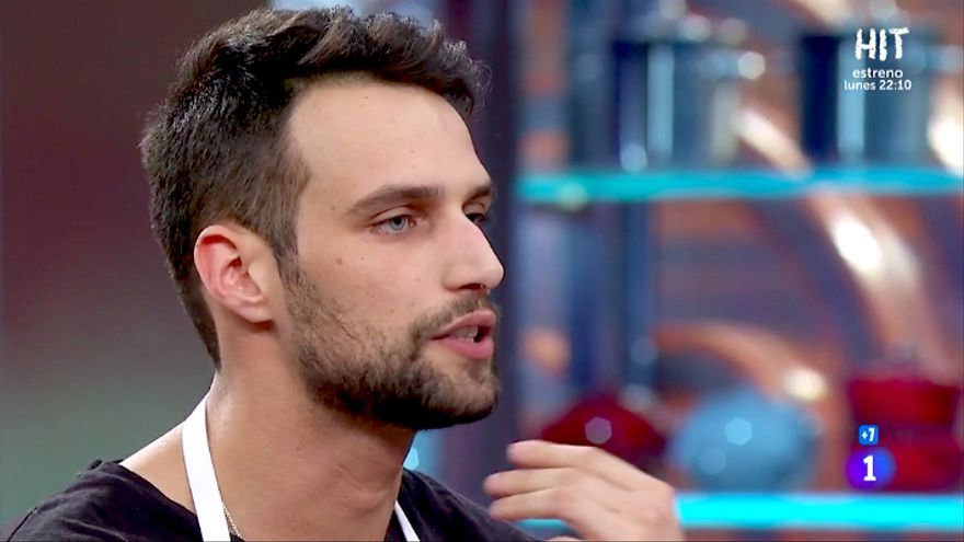 Jesús Castro, enfadado con Jordi en 'Masterchef Celebrity 5'