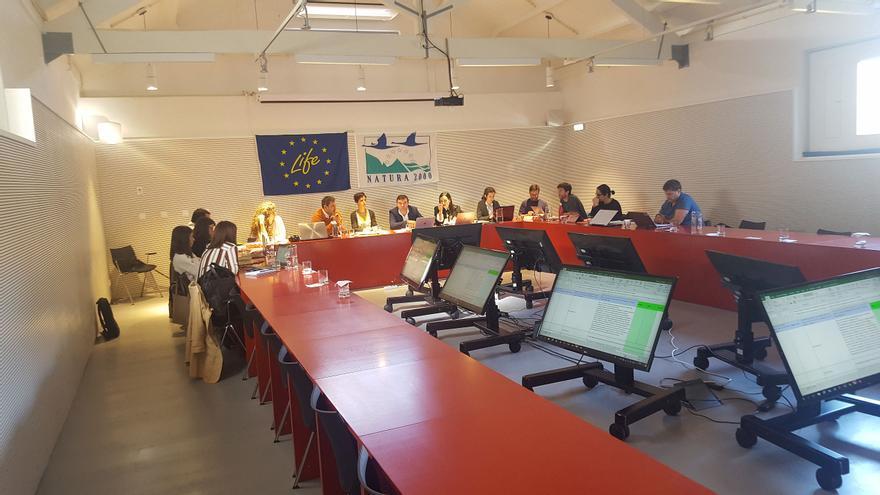 La Reserva Mundial de la Biosfera de La Palma ha participado recientemente  en las jornadas de trabajo para la monitorización del 'Proyecto Europeo LIfe-IP Azores Natura' de detección temprana e intervención rápida de especies exóticas invasoras.
