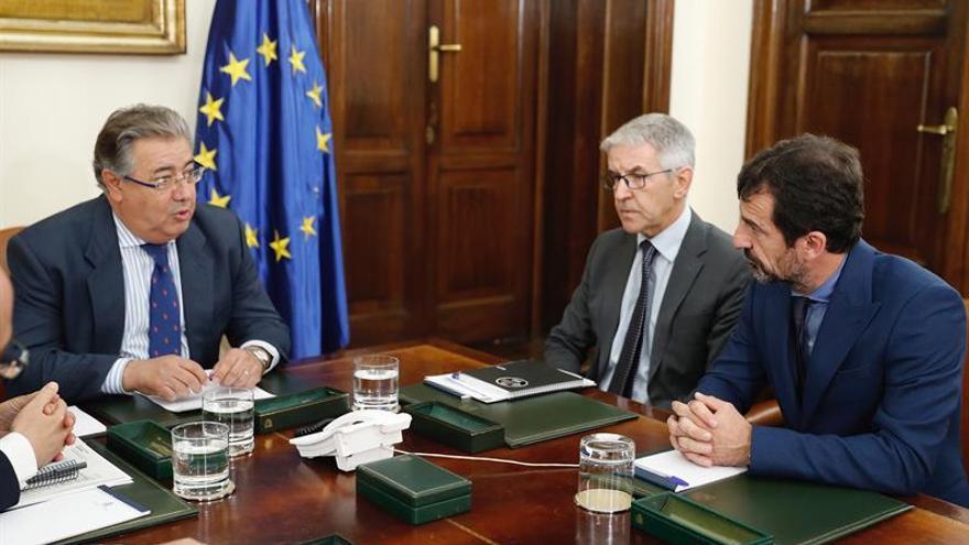 Un alto cargo de Zoido asume las tareas de Interior y del área electoral de Cataluña