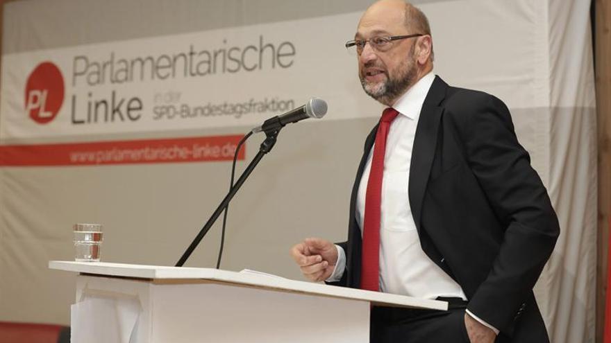 El presidente del PE alerta del peligro de un desintegración de la Unión Europea