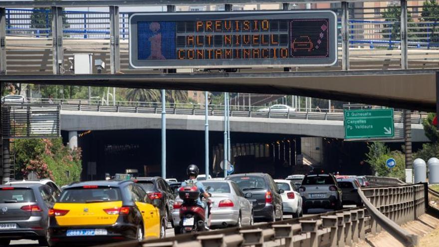 Cataluña quiere ingresar 150 millones con el impuesto a vehículos contaminantes