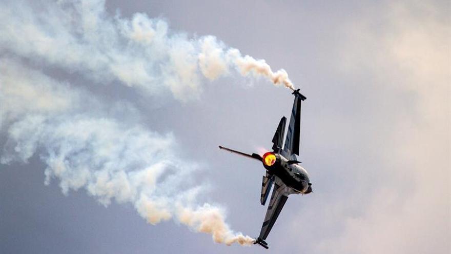 Bélgica envía seis aviones a Siria e Irak para combatir al Estado Islámico