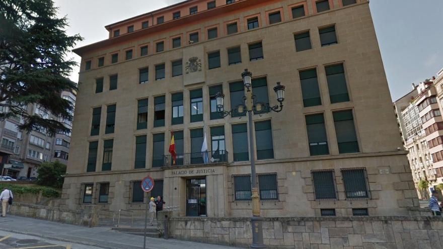 Sede de la Audiencia Provincial de Ourense
