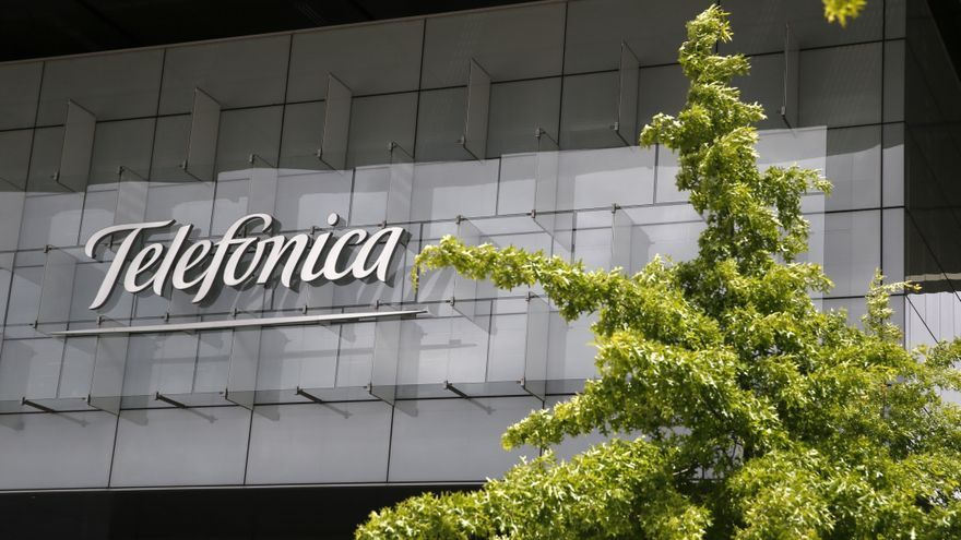 Telefónica alcanza un beneficio récord de 8.629 millones pese a la caida de ingresos