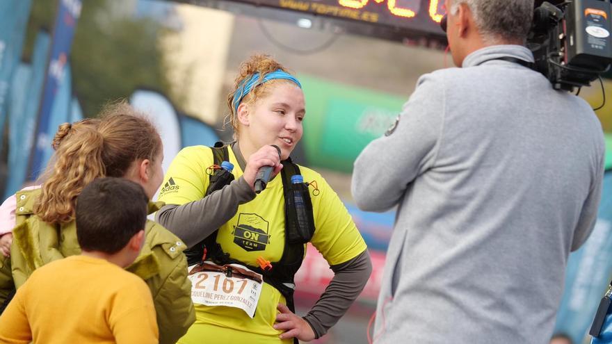 Reventón El Paso Fred.Olsen Express volverá a formar a debutantes en  trail running con el proyecto 'The On Team'