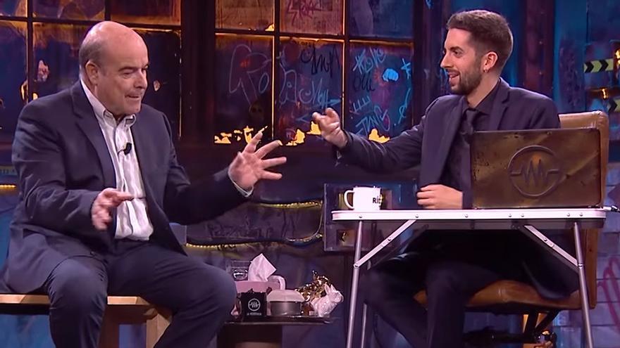 """Antonio Resines en 'La Resistencia': """"Secuestre un autobús en la mili y me cayó una multa que te cagas"""""""