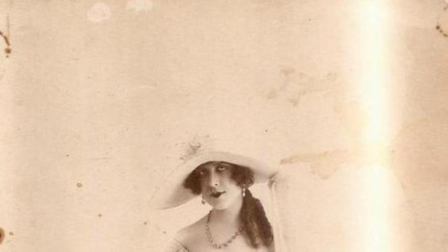 Egmont de Bries en Valparaiso (Chile), el 20 de junio de 1925.