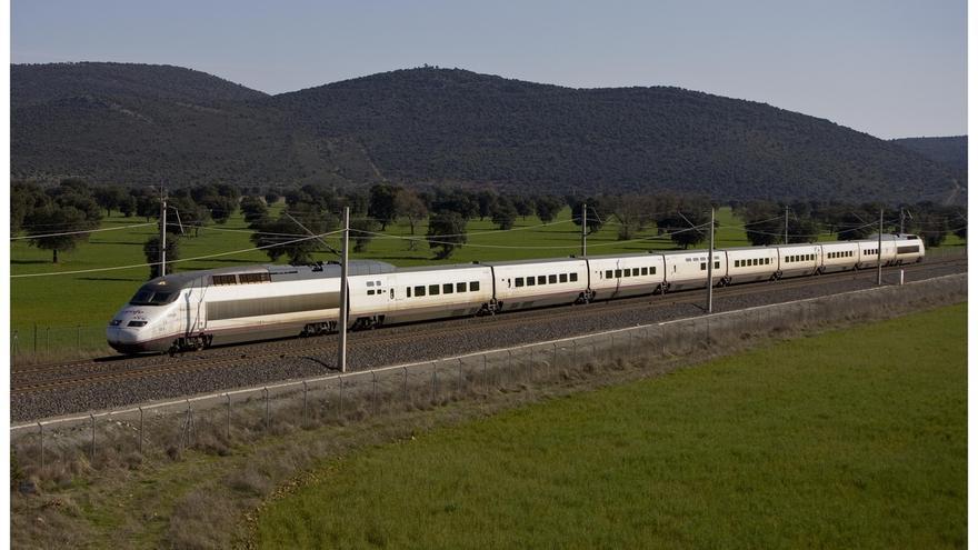 El AVE a Burgos comenzará a circular en pruebas antes del verano de 2018