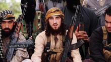 Militantes de ISIS en un vídeo difundido por esa organización.