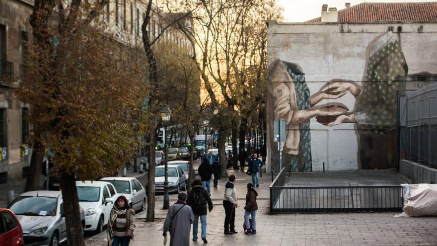 """¨Reciprocity"""", Madrid 2015. / Página de facebook de Hyuro"""